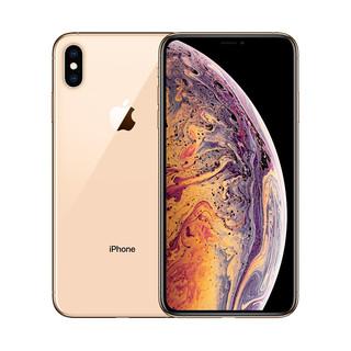 Apple 苹果 iPhone Xs 移动联通电信4G手机 64G 金色