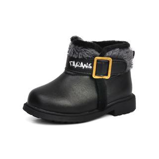 TARANIS 泰兰尼斯 冬季加绒棉靴 23码内长15.0cm
