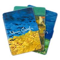 Amazon 亚马逊 梵高定制款 麦田系列 Kindle Paperwhite经典版 保护套 (风吹麦浪)