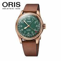 ORIS 豪利时 Big Crown Pointer Date 75477413167LS 男士机械腕表