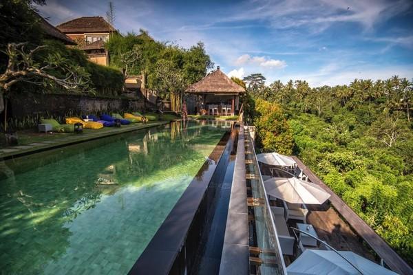 酒店热销榜 篇二:明星都爱去的印尼巴厘岛