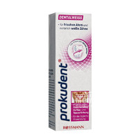 Prokudent 自然洁白牙膏 75ml*2支