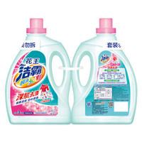 Attack 洁霸 瞬清亮彩洗衣液 3kg*2瓶