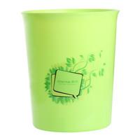 CHAHUA 茶花 1215 垃圾桶 印花 5L