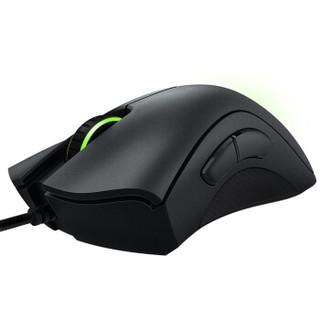 RAZER 雷蛇 蝰蛇标准版 有线鼠标 黑色 6400DPI