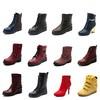 Daphne 达芙妮 女士秋冬短靴 34-38码 多款可选 19.9元包邮(需用券)