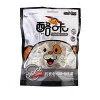 monbab 蒙贝 狗零食 酪咔 黑芝麻奶酪 120g