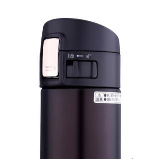 ZOJIRUSHI 象印 SM-KZ48 不锈钢真空保温杯 黑咖色 480ml