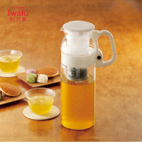 iwaki 怡万家 KT2933F-W 耐热玻璃水壶