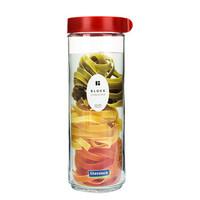 Glasslock 三光云彩 IP609 圆形玻璃储物罐 (1050ml )