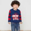 12号预告:GAP 盖璞 398050 男幼童圆领套头毛衣 *3件 276元(合92元/件)
