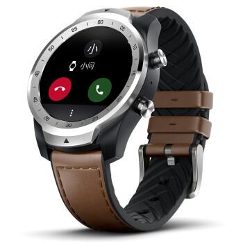 学生认证:TicWatch Pro 智能手表 幻影黑 4G版