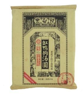 缸鸭狗 宁波汤圆 320g (16只)