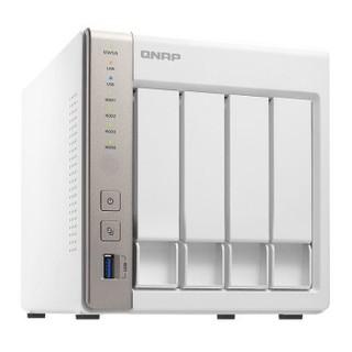 QNAP 威联通 TS-428 四盘位NAS网络存储