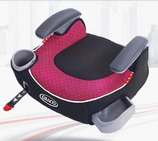 GRACO 葛莱 Affix1883258 儿童安全座椅增高垫 红色