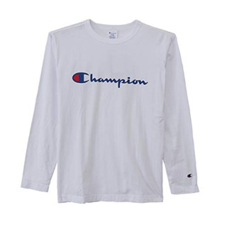 Champion BASIC C3-J426 男士长袖T恤