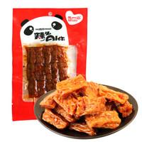 黄和纪 休闲零食 韩式串烧 辣条 豆干 串串香 麻辣小吃 60g *2件