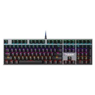达尔优108键混光版 108键机械键盘