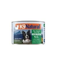 K9 Natural 无谷羊肉犬用罐头 170G*6罐