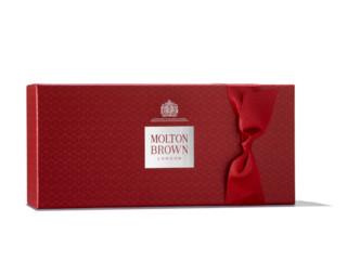 MOLTON BROWN 圣诞沐浴礼盒 10支装
