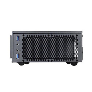 SILVER STONE 银欣 ML06B-E 米罗6进化版 Mini-ITX机箱