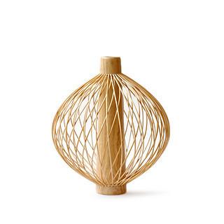 Nature Bamboo 自然家 星球花器 交叉款