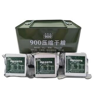 北戴河(BDH)900铁听压缩饼干 饼干 200g*20包+凑单品