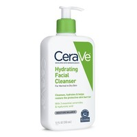 CeraVe Hydrating Facial Cleanser 低泡温和洁面乳 355ml