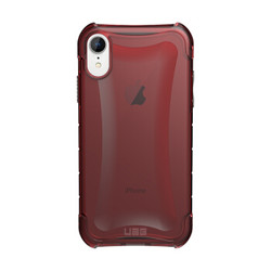 UAG 晶透系列 苹果 iPhone XR 手机保护壳 酒红 *3件 +凑单品