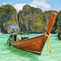 一票全体验!泰国网红景点54项任选4项套餐