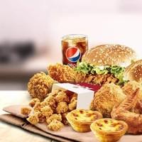 KFC 肯德基 K记饭桶 5份