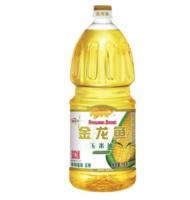 金龙鱼 玉米油 1.8L*6瓶