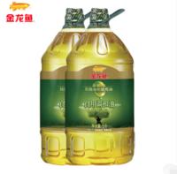 金龙鱼 10%特级初榨橄榄调和油 5L*2瓶