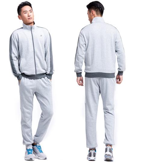 XTEP 特步 985329340192 秋季男子针织套装