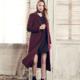 La Chapelle 拉夏贝尔 10013122 女士羊毛呢大衣