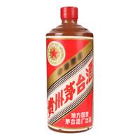 MOUTAI 茅台 黑酱 酱香型白酒 1986年 540ml