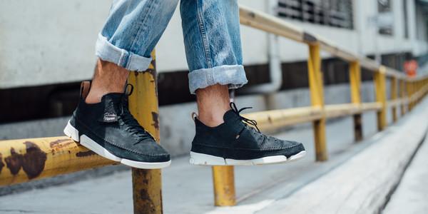 "mini种草记 | Vol.40:足下生风的潮流新宠!Clarks ORIGINALS Trigenic Flex""三瓣鞋"""