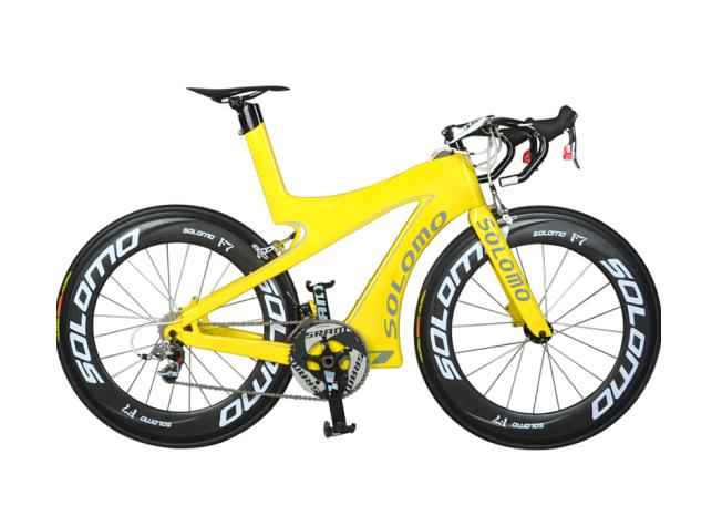 SOLOMO 索罗门 F7 碳纤维概念公路赛车