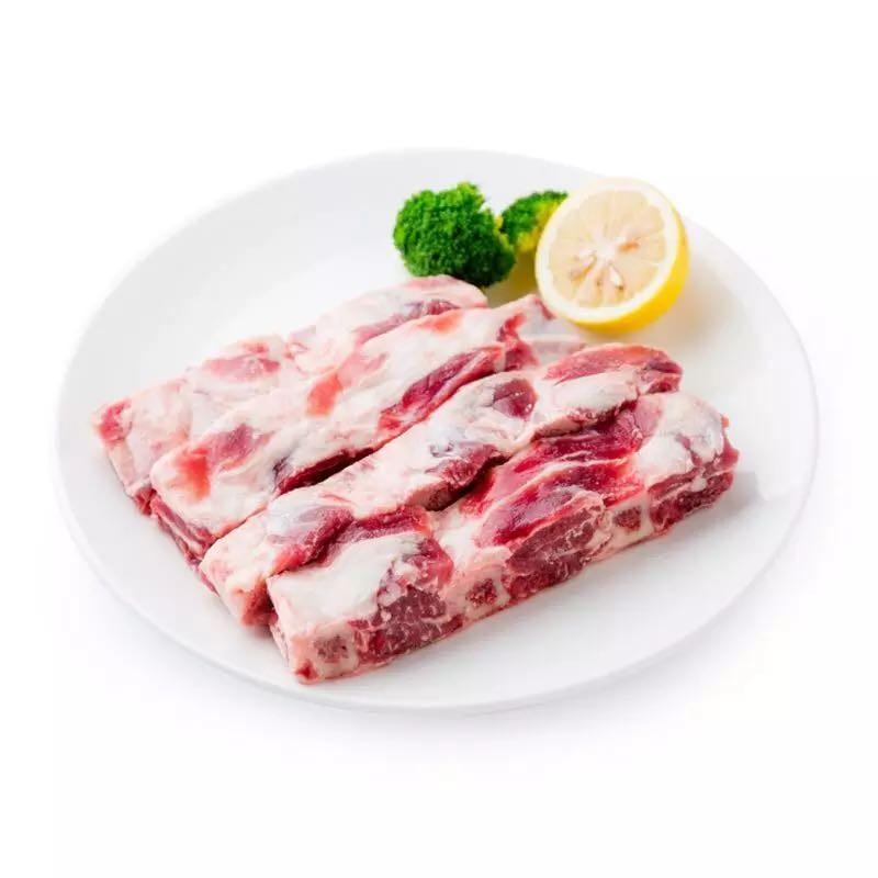 伊赛牛肉 西门塔尔牛肋排段 500g