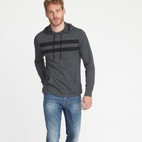 OLD NAVY 000343560 男士贴身连帽卫衣