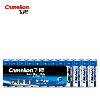 Camelion 飞狮 碳性电池 (12节、7号)