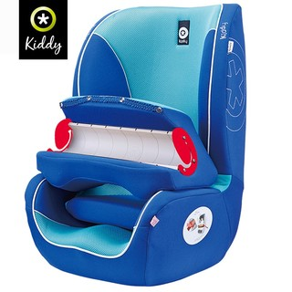 KIDDY 奇蒂 宝宝汽车安全座椅 9个月-4岁 前置护体