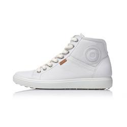 12号0点:ecco 爱步 柔酷7号女鞋系列430023 女士高帮鞋