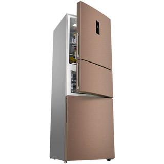 Meiling 美菱 BCD-255WP3CX 255升三门冰箱 智能变频 风冷无霜冰箱