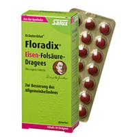 Salus Floradix 铁元补血补铁片剂 84粒装