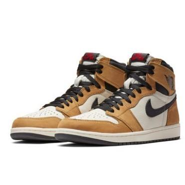 AIR JORDAN 1 RETRO HIGH OG AJ1 555088 男子篮球运动鞋