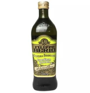 FILIPPO BERIO 翡丽百瑞 特级初榨橄榄油 1L *2件