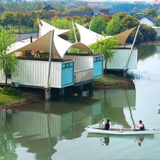 亲子户外+手作体验+周末不加价!江苏太湖如家小镇乡野趣乐部1晚度假套餐