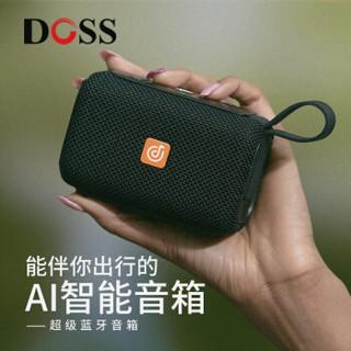 DOSS 德仕 DS-2099 智能音箱 (红色)