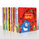 Honey English甜心英语英文原版绘本儿童宝宝启蒙翻翻洞洞触摸读物图书支持点读笔 全套20册 套餐分类 128元
